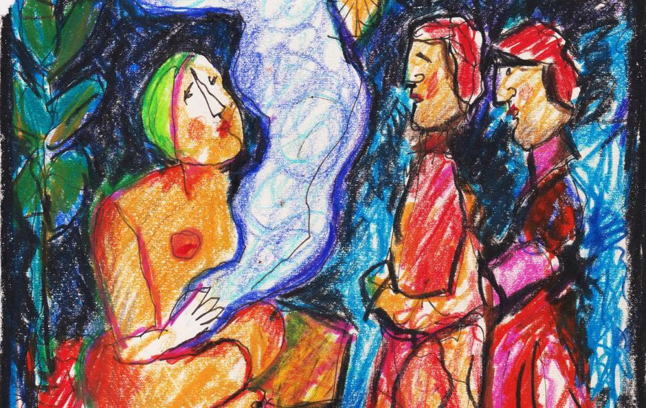 La Voce, la Parola e il Corpo